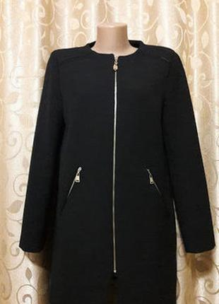 Стильное женское пальто zara woman