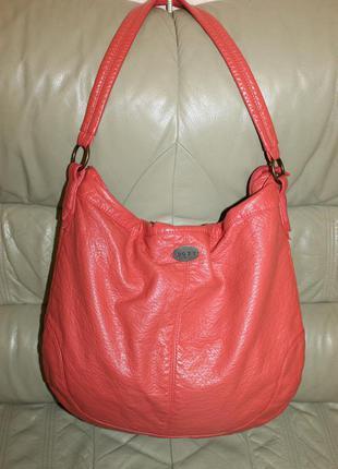 Большая фирменная сумка roxy