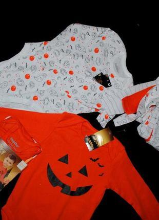 Одежда брендовая качественная для малышей яркий германия хеллоуин