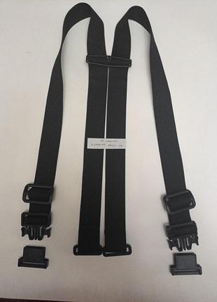 Крепкие подтяжки для лыжных штанов
