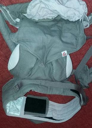 Эрго-рюкзак для ребенка до 15 кг.