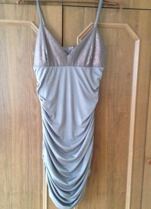 Платье silvian heach. очень красивое.