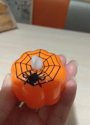 Ночник на хеллоуин