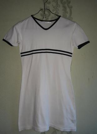 Теннисное платье б/у