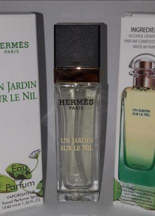 Мини парфюм дорожная версия  40 мл стойкие un jardin sur le nil
