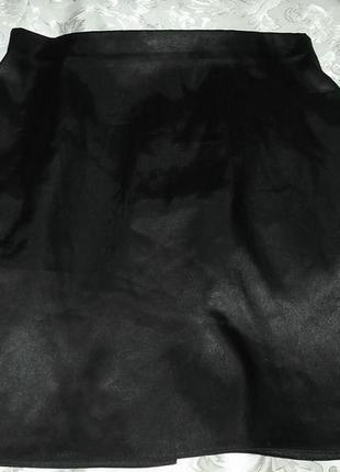 Сатиновая шелковая юбка,карандаш, бедровка