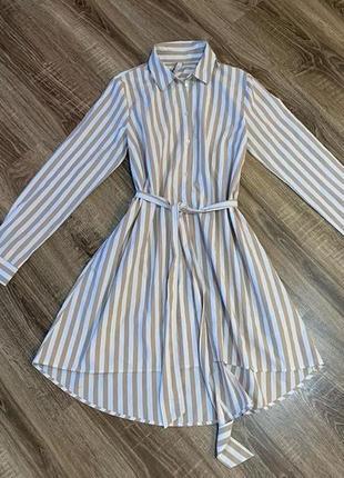 Платье-рубашка от amisu