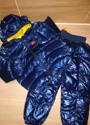 Осенний комбинезон,демисезонный костюм для мальчика