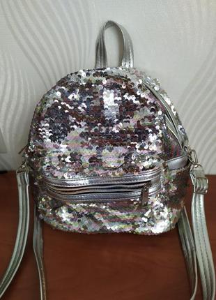 Гламурный рюкзак