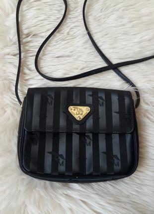 Шикарная сумочка кроссбоди/монограм  maison mollerus