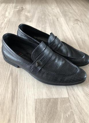 Туфли мужские mida