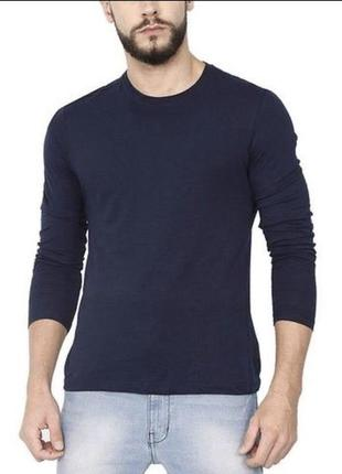 Мужской zara джампер свитер коттон isolid new look
