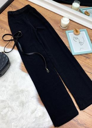 Очень классные брюки палаццо с высокой талией и расширены от бедра french connection