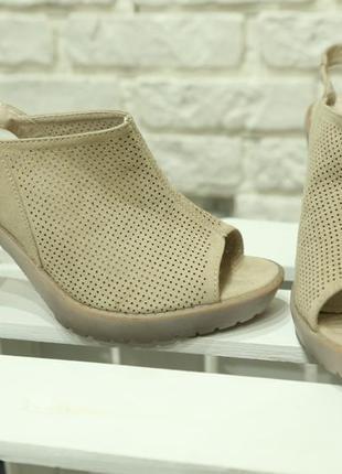 Туфли от la donna moda