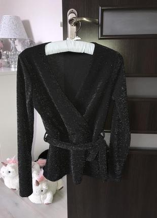 Шикарна дизайнерська  блуза  ayanapa