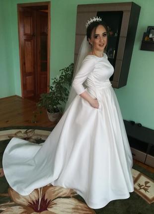 Весільна сукня , весільне плаття , свадибное платье
