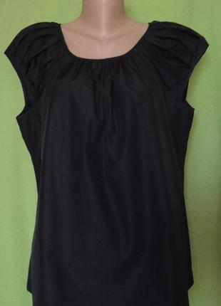 Стильная блуза esprit качество+экстравагантность разм 16