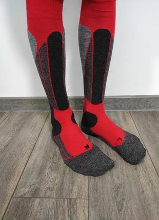 Женские лыжные термо носки falke sk1w размер 37-38  .