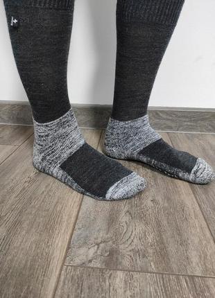 Термоноски rohner fibre tech  оригинал  в составе шерсть мериноса (merino wool)