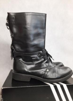 Ботинки сапоги diesel