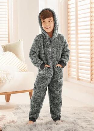 Пижама кигуруми lupilu на мальчика 2-4, 4-6 лет.