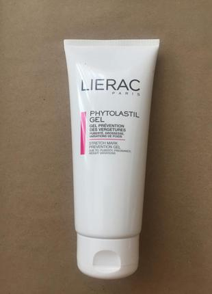 Lierac phytolastil stretch mark prevention gel 200 мл