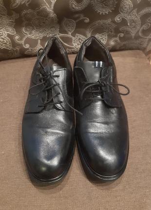 Чоловічі туфлі від neosoft шкіряні.