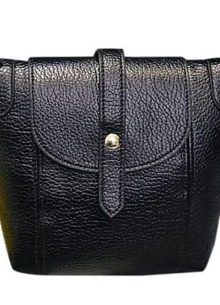 Сумка клатч женская черная