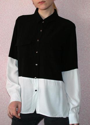 Шикарная блуза м размера фирмы onject collectors item