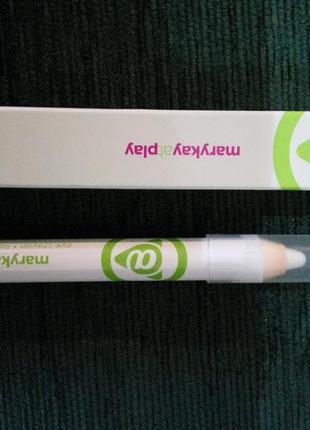 Mary kay. тени карандаш белый перламутр. цена снижена. срок до 11/16