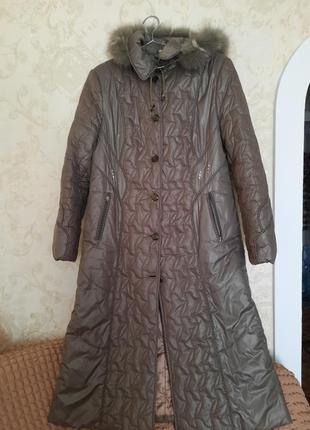Удобное, классное пальто