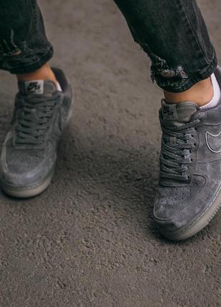 Nike air force lou luxury  кроссовки мужские найк