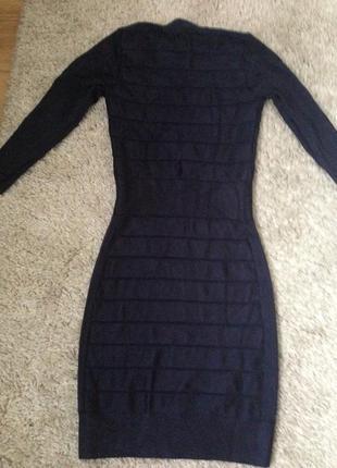 Выпускное/коктейльное утягивающее платье french connection