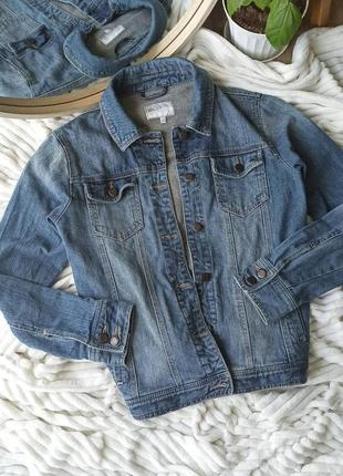 Vintage джинсовая курточка blue motion❤