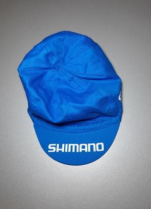 Велокепка shimano для велосепеда