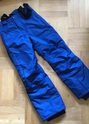 Нові лижні штани полукомбинезон лыжние