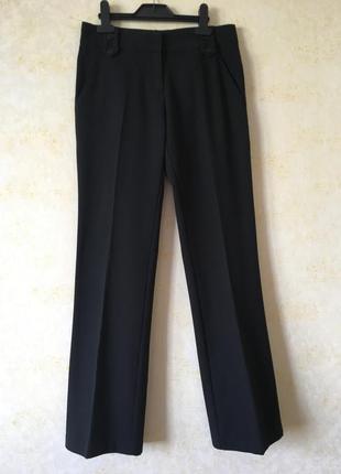 Классические черные брюки штаны incity, класичні чорні брюки штани