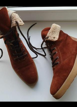 Зимові черевички від marc o* polo