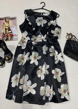 Шикарное платье,размер xl