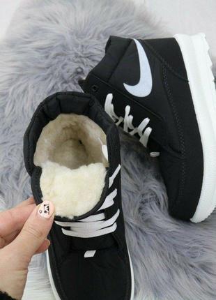 Зимние теплые дутики, кроссовки, ботинки, сапоги 36 37 38 39 40 41   размер3 фото