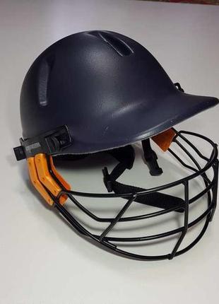 Шлем для крикета kookaburra evolution, как новый!