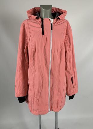 Куртка осенняя софшелл softshell