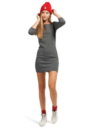 Короткое платье tom tailor р.l