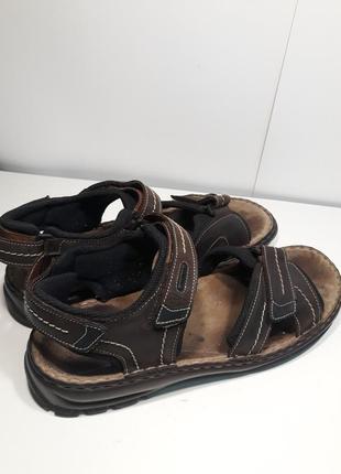 Мужские сандалии josef seibel  р.47 (30 см.)