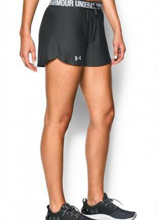 Стильные спортивные шорты under armour размер m из сша