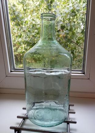Бутыль на 2,8 литра