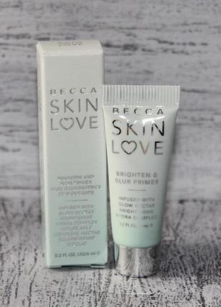 Becca skin love праймер под макияж 6мл оригинал