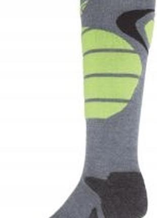 Шкарпетки лижні 4f warm 43-46 сірий 16-4fgrneon