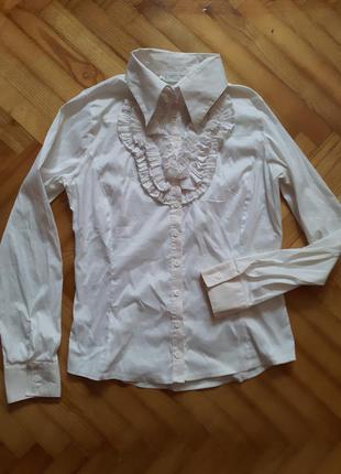 Элегантная французская блуза от rayure! p.-s/m