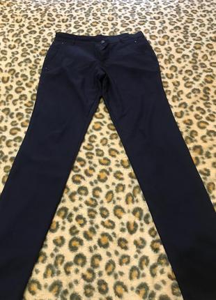 Класические брюки почти новые